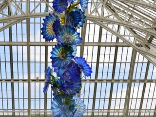 Kew Gardens and the Art of Dan Chihuly